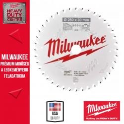 Milwaukee CSB MS W Körfűrészlap gérvágókhoz - 250 x 30 x 2.8 mm x 40ATB