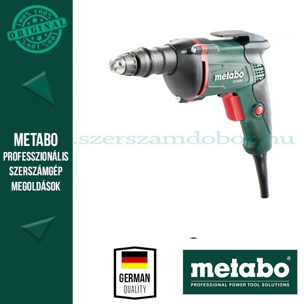 Metabo SE 6000 Csavarbehajtó