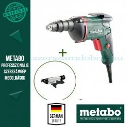 Metabo SE 6000 Csavarbehajtó + SM 5-55 csavarozótár