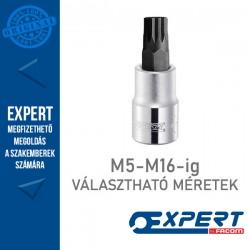 "Expert (by FACOM) 1/2"" XZN BIT Dugókulcsok M5-M16-ig"