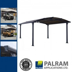 Palram Arcadia 4300 Fedett kocsibeálló