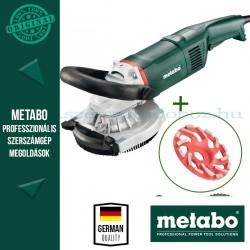 Metabo RS 17-125 Renovációs csiszoló + beton gyémánt fazéktárcsa