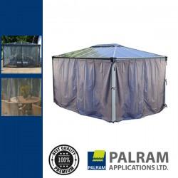 Palram Martinique 5000 Szúnyogháló (szürke)