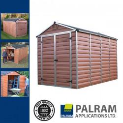 Palram Skylight 6x10 Kerti ház (barna)