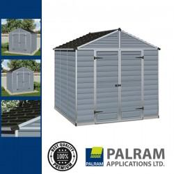 Palram Skylight 8x8 Kerti ház (szürke)