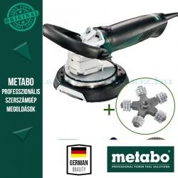 Metabo RF 14-115 Renovációs maró + lapos marófej