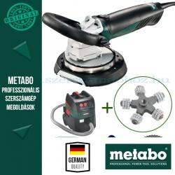 Metabo RF 14-115 Renovációs maró + ASR 35 L ACP Porszívó