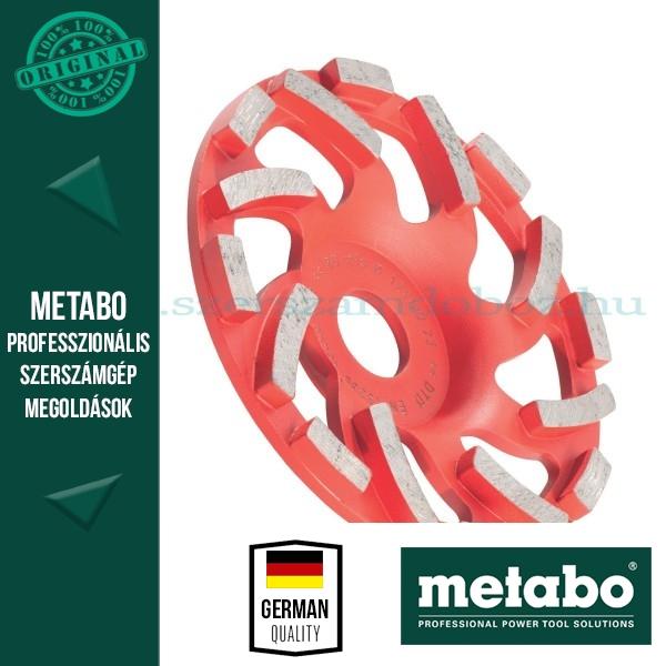 Metabo gyémánt csiszolótárcsa beton professional