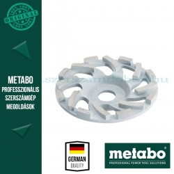 Metabo gyémánt csiszolótárcsa abrazív professional 125mm