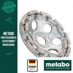 Metabo gyémánt csiszolótárcsa beton classic 125mm
