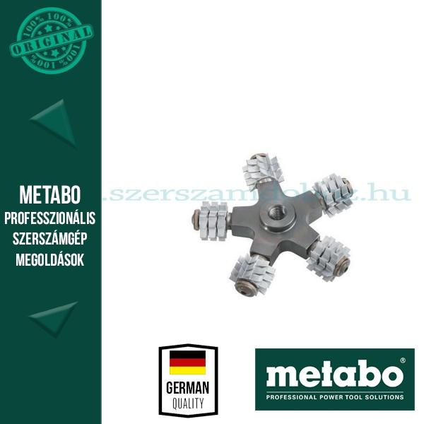 Metabo Marófej, lapos fogazat