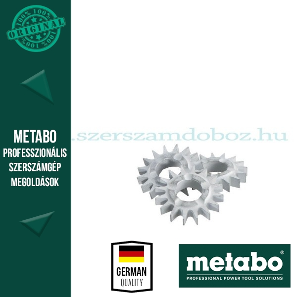 Metabo Marócsillag készlet, hegyes fogazat