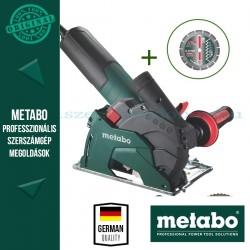 Metabo W 12-125 HD Sarokcsiszoló + CED Plus elszívó