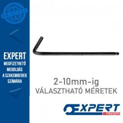 Expert (by FACOM) Hosszú hatszögű imbuszkulcsok gömb fejjel 2-10mm-ig