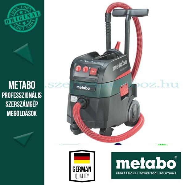 Metabo ASR 35 H ACP Porszívó