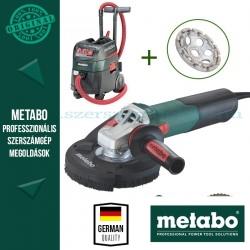Metabo WE 15-125 HD Sarokcsiszoló + ASR 35 M ACP Porszívó