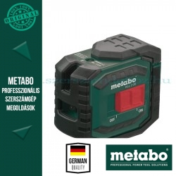 Metabo KLL 2-20 Keresztvonalas szintezőlézer