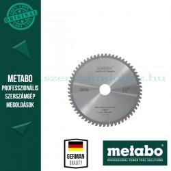 Metabo Körfűrészlap 216 mm