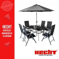 HECHT SHADOW SET Kerti bútor garnitúra napernyővel