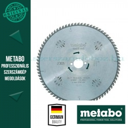 Metabo Körfűrészlap 305 mm