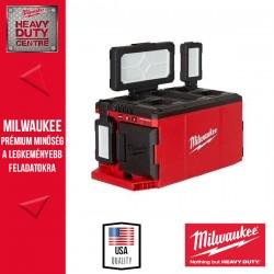 Milwaukee M18 POALC-0 Térmegvilágító lámpa és töltő (akkumulátor nélkül)