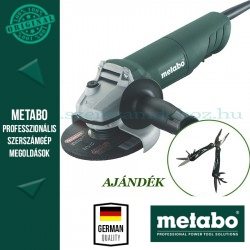 Metabo W 820-125 Sarokcsiszoló + Multitool