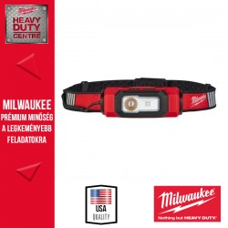 Milwaukee L4 HL-VIS USB Újratölthető láthatósági fejlámpa