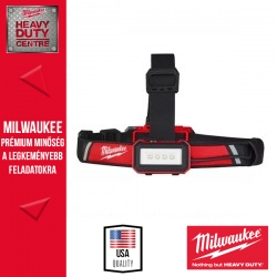 Milwaukee L4 HLRP-201 USB Újratölthető sisak fejlámpa
