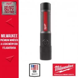 Milwaukee L4 TMLED-201 USB Újratölthető 1100L állítható fókuszú zseblámpa