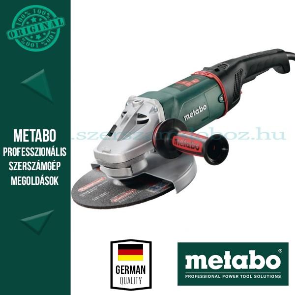 Metabo WE 22-230 MVT Sarokcsiszoló