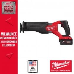 Milwaukee M18 FSZ-502X M18 FUEL™ SAWZALL™ Szablyafűrész (2x 5.0 Ah akkuval és töltővel)