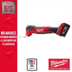 Milwaukee M18 FMT-502X M18 FUEL™ MULTI-TOOL (2x 5.0 Ah akkuval és töltővel)