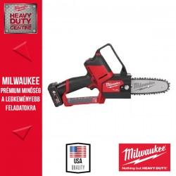 Milwaukee M12 FHS-602X M12 FUEL™ HATCHET™ Láncfűrész (2x 6.0 Ah akkuval és töltővel)
