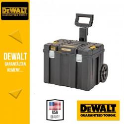 DEWALT DWST83347-1 TSTAK Guruló Szerszámosláda, IP54 vízálló