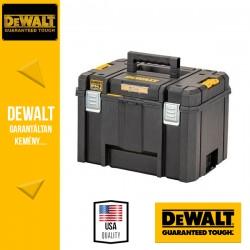 DEWALT DWST83346-1 TSTAK Mély Szerszámosláda, IP54 vízálló