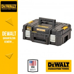 DEWALT DWST83345-1 TSTAK Lapos Szerszámosláda, IP54 vízálló