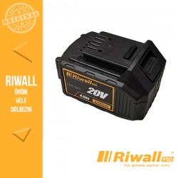 Riwall RAB 420Li-Ion Akkumulátor 4 Ah, 20 V