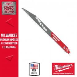Milwaukee Többfunkciós nagy teljesítményű WRECKER™ karbidfogas fűrészlap, 300 mm - 1db