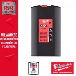 Milwaukee SDS-Plus MX4 fúrószár készlet (7 részes)