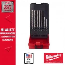 Milwaukee SDS-Plus MX4 fúrószár készlet (7 részes, kicsi)