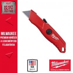 Milwaukee Visszahúzható pengéjű biztonsági kés