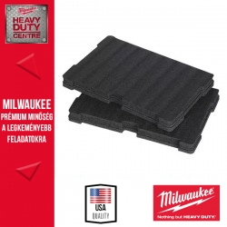 Milwaukee PACKOUT™ Habbetétek - 2db