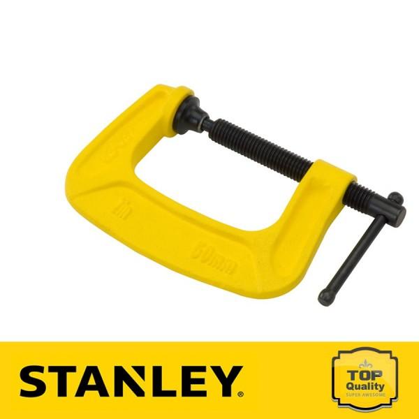 """Stanley """"C"""" szorító 75 mm"""