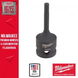 """Milwaukee HEX5 1/2″ Dugókulcs 1/2"""" Dugókulcsbetét, belső hatlapú csavarokhoz, 5 mm"""