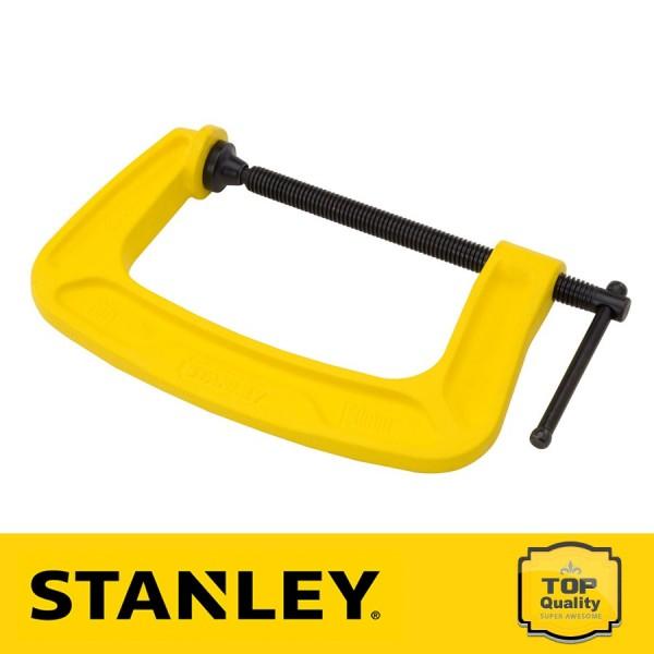 """Stanley """"C"""" szorító 100 mm"""