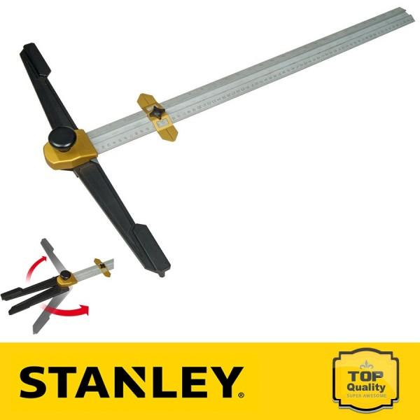 Stanley Gipszkarton Pro T derékszög