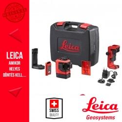 Leica Lino L6R Precíziós 3x360° Többfunkciós vörös vonallézer kofferben