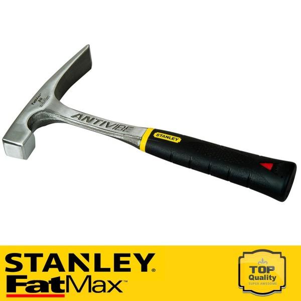 Stanley FatMax Antivibe kőműves kalapács 570g