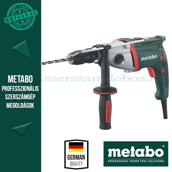 Metabo SBE 1100 Plus Ütvefúrógép