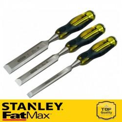 Stanley FatMax 3 db-os üthető vésőkészlet